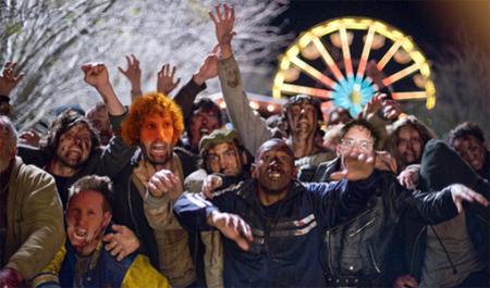 Stefan, Robert, Christoph und noch ein paar andere Zombies