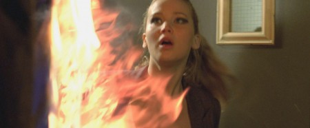 JenniferLawrence - the girl on fire