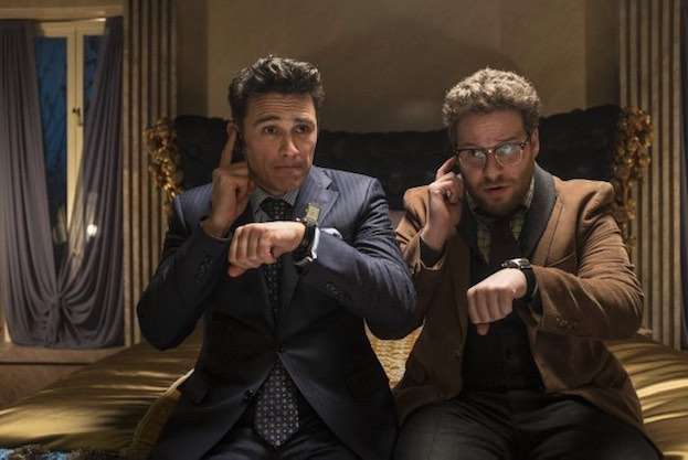 Seth Rogen und James Franco in The Interview