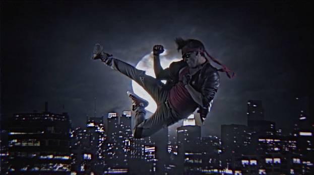 Kung Fury - Szenenbild